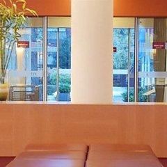 Отель Leonardo Hamburg Airport Гамбург балкон