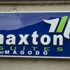 Отель Maxton Suites Magodo с домашними животными