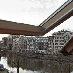 Апартаменты Amsterdam apartments - Westerpark area балкон