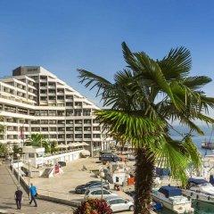 Remisens Hotel Admiral пляж