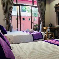 Отель Pink House Homestay Вьетнам, Хойан - отзывы, цены и фото номеров - забронировать отель Pink House Homestay онлайн комната для гостей фото 4
