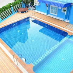 Отель Blue House Beach бассейн фото 3