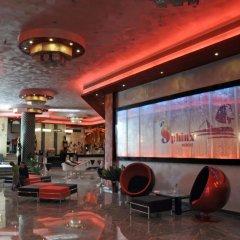 Sphinx Resort Hotel интерьер отеля