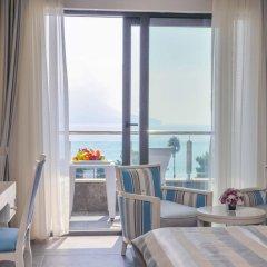 Отель Bracera Черногория, Будва - отзывы, цены и фото номеров - забронировать отель Bracera онлайн балкон
