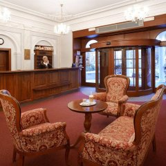 Отель Imperial Spa & Kurhotel Чехия, Франтишкови-Лазне - отзывы, цены и фото номеров - забронировать отель Imperial Spa & Kurhotel онлайн интерьер отеля фото 2