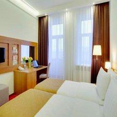 Best Western PLUS Centre Hotel (бывшая гостиница Октябрьская Лиговский корпус) 4* Стандартный номер с 2 отдельными кроватями фото 3