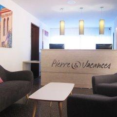 Отель Pierre & Vacances Comarruga интерьер отеля