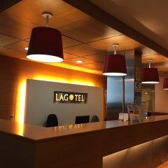 Отель Eix Lagotel интерьер отеля