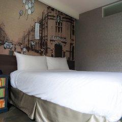 Ximen Hedo Hotel Kangding,Taipei сейф в номере