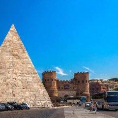 Отель Primus Roma Италия, Рим - отзывы, цены и фото номеров - забронировать отель Primus Roma онлайн парковка