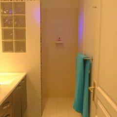 Отель Les Yuccas Promenade des Anglais ванная
