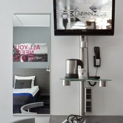 Отель Cabinn City Дания, Копенгаген - 5 отзывов об отеле, цены и фото номеров - забронировать отель Cabinn City онлайн фитнесс-зал