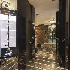 APA Hotel Higashi Shinjuku Ekimae интерьер отеля фото 3