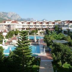 Garden Resort Bergamot Hotel – All Inclusive балкон
