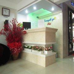 Hoang Long Hotel интерьер отеля