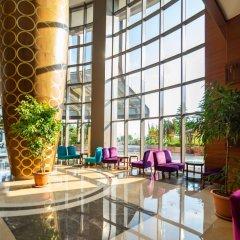 Sunmelia Beach Resort Hotel Сиде интерьер отеля