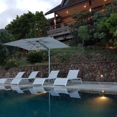 Отель Villa Manatea - Moorea Французская Полинезия, Папеэте - отзывы, цены и фото номеров - забронировать отель Villa Manatea - Moorea онлайн фото 9