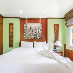 Отель Chateau Dale Villas By Psr Паттайя комната для гостей фото 3