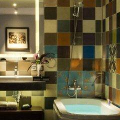 Silverland Sakyo Hotel & Spa Хошимин ванная фото 2