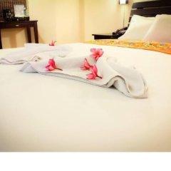 Отель Pannapa Resort сейф в номере