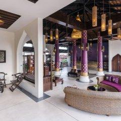Отель Dara Samui Beach Resort - Adult Only Таиланд, Самуи - отзывы, цены и фото номеров - забронировать отель Dara Samui Beach Resort - Adult Only онлайн интерьер отеля фото 2