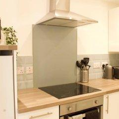 Отель Beautiful 1 Bedroom Apartment On Broughton Street Великобритания, Эдинбург - отзывы, цены и фото номеров - забронировать отель Beautiful 1 Bedroom Apartment On Broughton Street онлайн фото 17