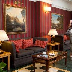 Hotel Morgana Рим интерьер отеля