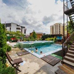Гостиница Оливия Витязево бассейн