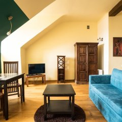 Апартаменты Elegant Apartment Old Town II Варшава комната для гостей фото 5