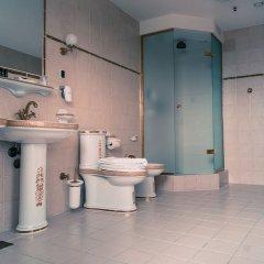 Отель Royal Дания, Орхус - отзывы, цены и фото номеров - забронировать отель Royal онлайн ванная фото 2