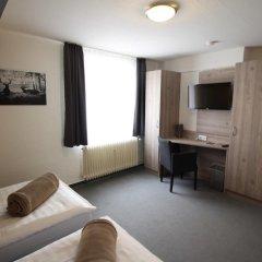 Отель Restaurant Jägerhof Германия, Брауншвейг - отзывы, цены и фото номеров - забронировать отель Restaurant Jägerhof онлайн комната для гостей фото 4