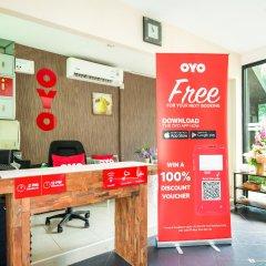 Отель OYO 345 The Click Guesthouse at Chalong Таиланд, Бухта Чалонг - отзывы, цены и фото номеров - забронировать отель OYO 345 The Click Guesthouse at Chalong онлайн интерьер отеля
