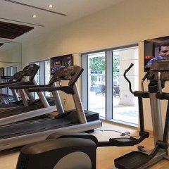 Отель DHH Standpoint Дубай фитнесс-зал