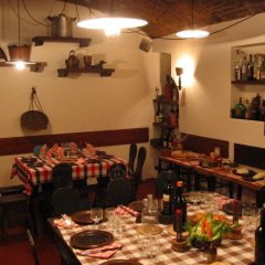 Отель Casa Calicantus питание фото 2