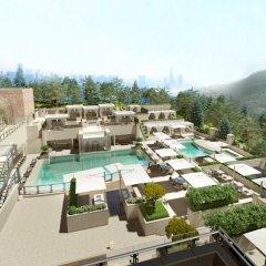 Отель The Shilla Seoul Южная Корея, Сеул - 1 отзыв об отеле, цены и фото номеров - забронировать отель The Shilla Seoul онлайн балкон