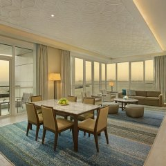 Отель DoubleTree by Hilton Dubai Jumeirah Beach комната для гостей фото 3