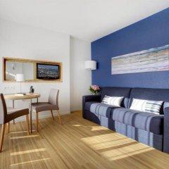 Отель Citadines Croisette Cannes Франция, Канны - 8 отзывов об отеле, цены и фото номеров - забронировать отель Citadines Croisette Cannes онлайн комната для гостей фото 4
