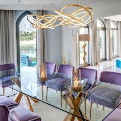 Отель Dream Inn Dubai-Luxury Palm Beach Villa гостиничный бар