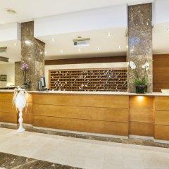Отель Globales Almirante Farragut Испания, Кала-эн-Форкат - отзывы, цены и фото номеров - забронировать отель Globales Almirante Farragut онлайн интерьер отеля фото 2