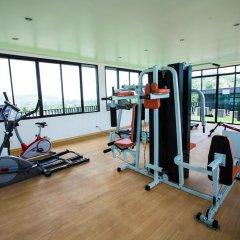 Отель Aspira Residences Samui фитнесс-зал фото 3
