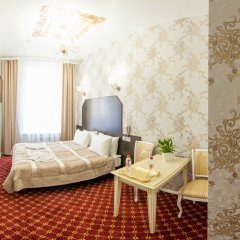 Апартаменты Гранд на Татарском комната для гостей фото 3