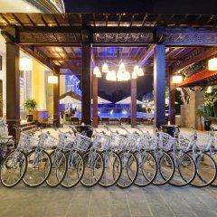 Le Pavillon Hoi An Boutique Hotel & Spa спортивное сооружение