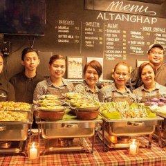 Отель Casa Bocobo Hotel Филиппины, Манила - отзывы, цены и фото номеров - забронировать отель Casa Bocobo Hotel онлайн питание