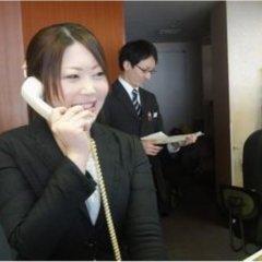 Hotel Ichiraku Фукуока интерьер отеля
