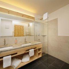 Отель Gasthof zur Sonne Стельвио ванная