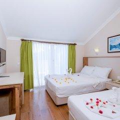 Melissa Residence & Spa Hotel комната для гостей