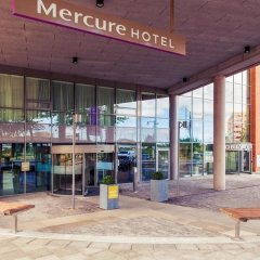 Mercure Hotel Amsterdam Sloterdijk Station бассейн