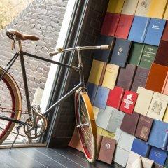 Отель Max Brown Hotel Canal District Нидерланды, Амстердам - отзывы, цены и фото номеров - забронировать отель Max Brown Hotel Canal District онлайн ванная