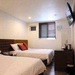 Отель Seoul City Hotel Южная Корея, Сеул - отзывы, цены и фото номеров - забронировать отель Seoul City Hotel онлайн комната для гостей фото 4