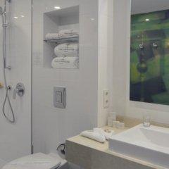 Hotel Vier Jahreszeiten Berlin City ванная